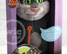 Gift Idea: A Talkative Companion with Talking Tom
