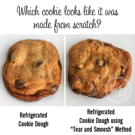 Which Cookie is Made from Scratch?