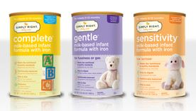 Simply Right Infant Formula