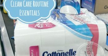 The Cottonelle Clean Care Routine – Not Just for Bathrooms #CottonelleRoutine #cbias