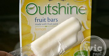 Healthier Frozen Snacks with Outshine Fruit Bars #RealFruitBar