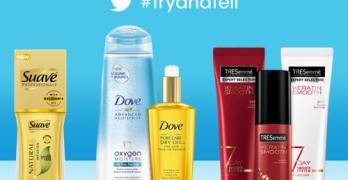 Get Stunning Hair with Dove, Suave and TRESemme from Walgreens