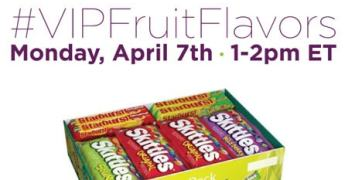 Save the Date: #VIPFruitFlavors Twitter Party – 4/7, 1-2PM EST – $550 in Prizes! RSVP Now!