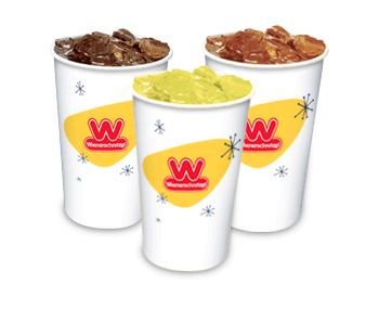 Wienerschnitzel Drinks