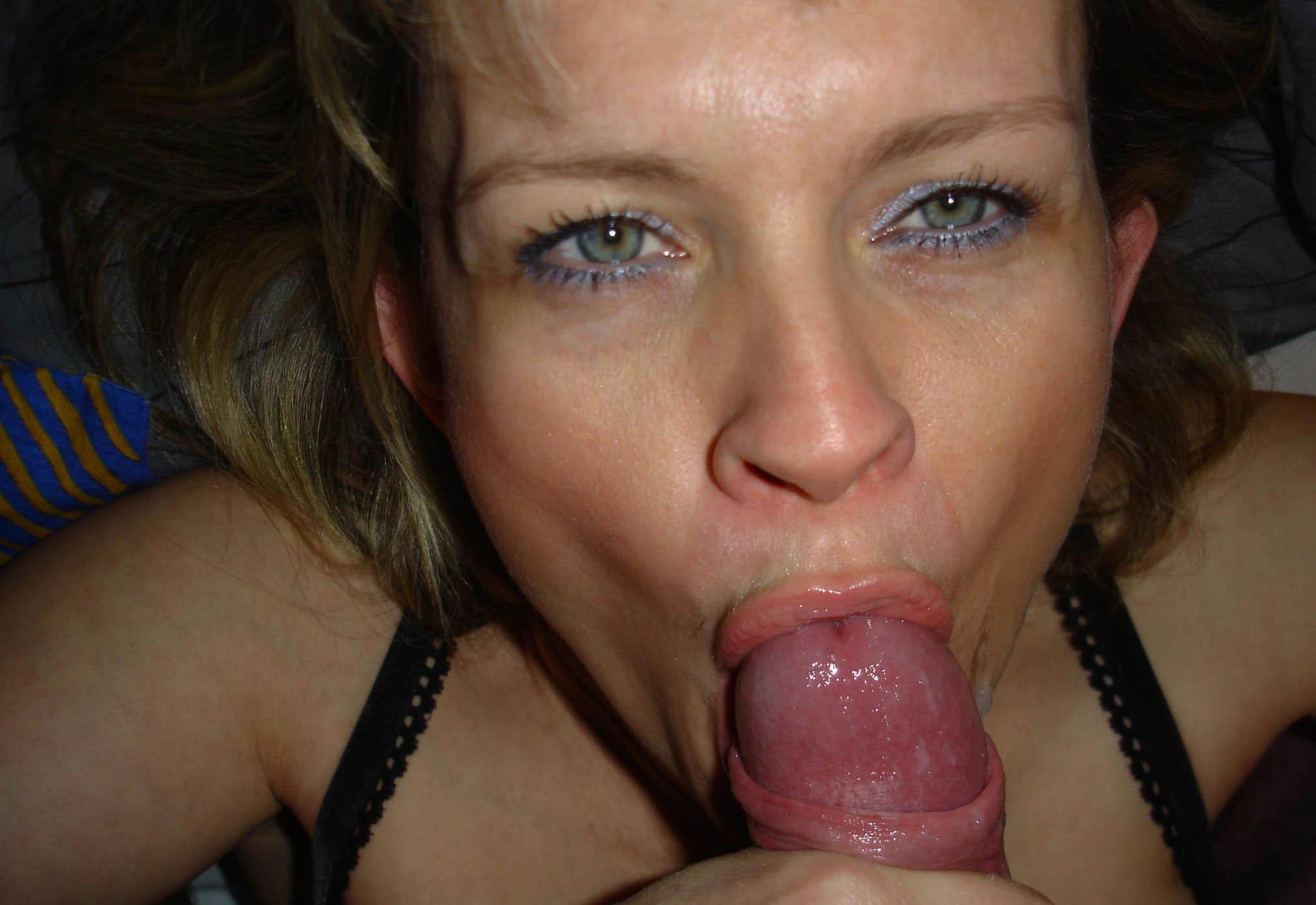 Amateur Teen Girlfriend Facial