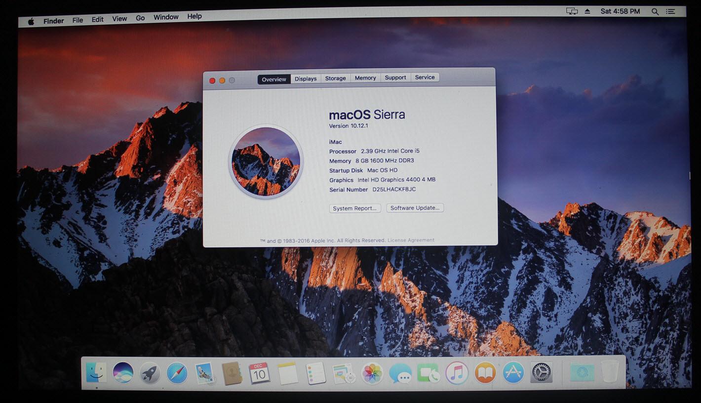 Как делать снимки экрана на компьютере Mac - Служба поддержки Apple 45