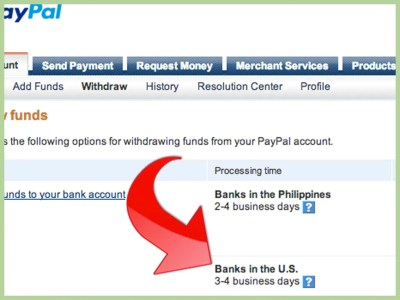 how to transfer money from bank account to paypal online Can download to your on the site ...