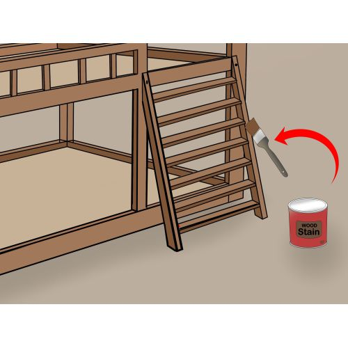 Medium Crop Of Bunk Bed With Stairs