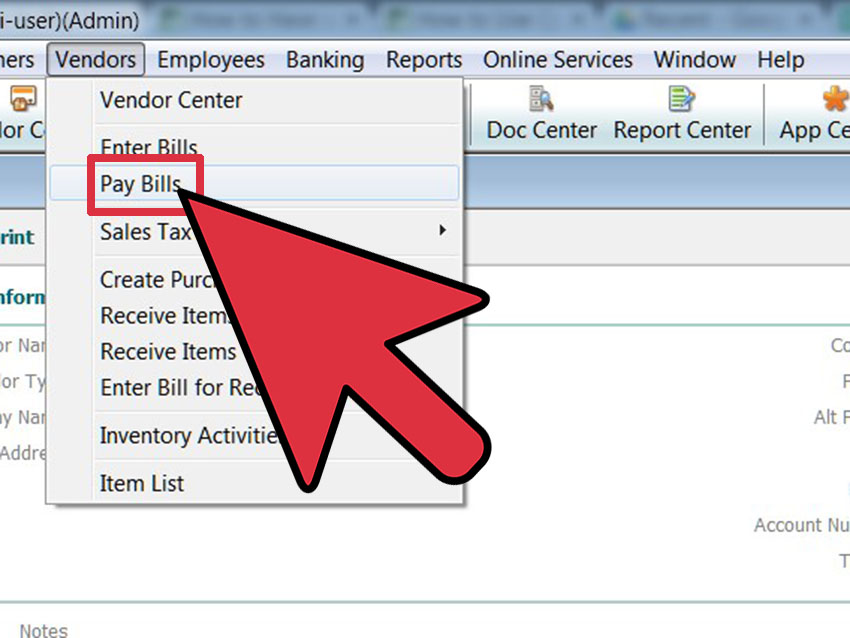 How to Pay Independent Contractors in Quickbooks 6 Steps