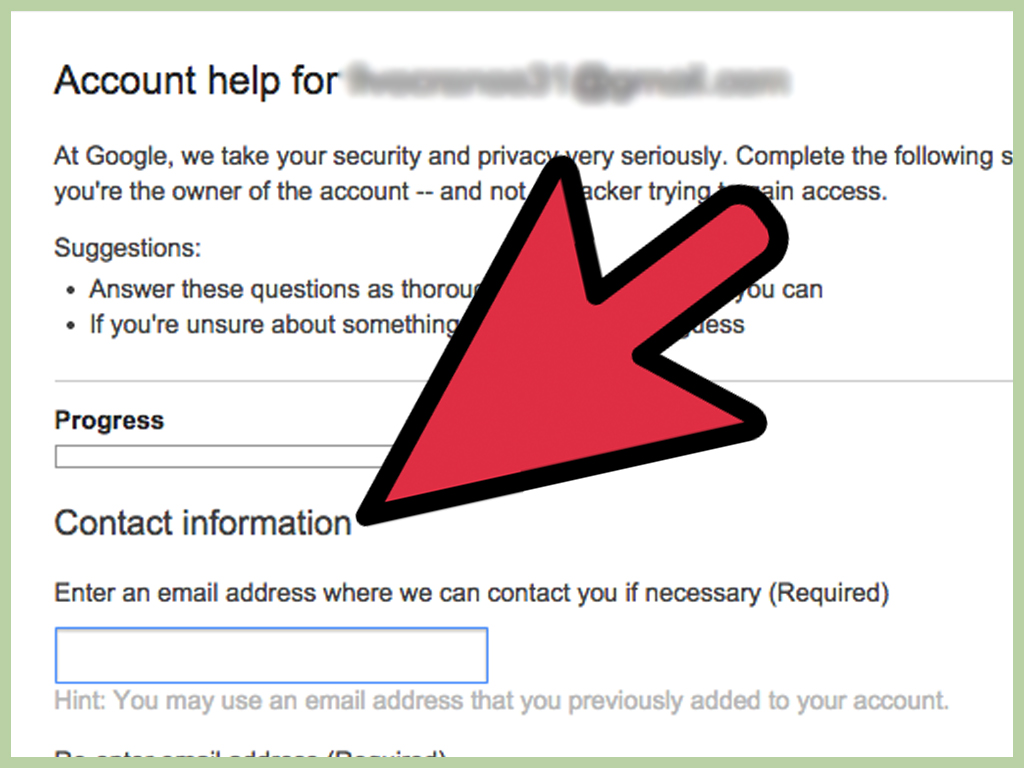 How to Recover a Gmail Password – HowT