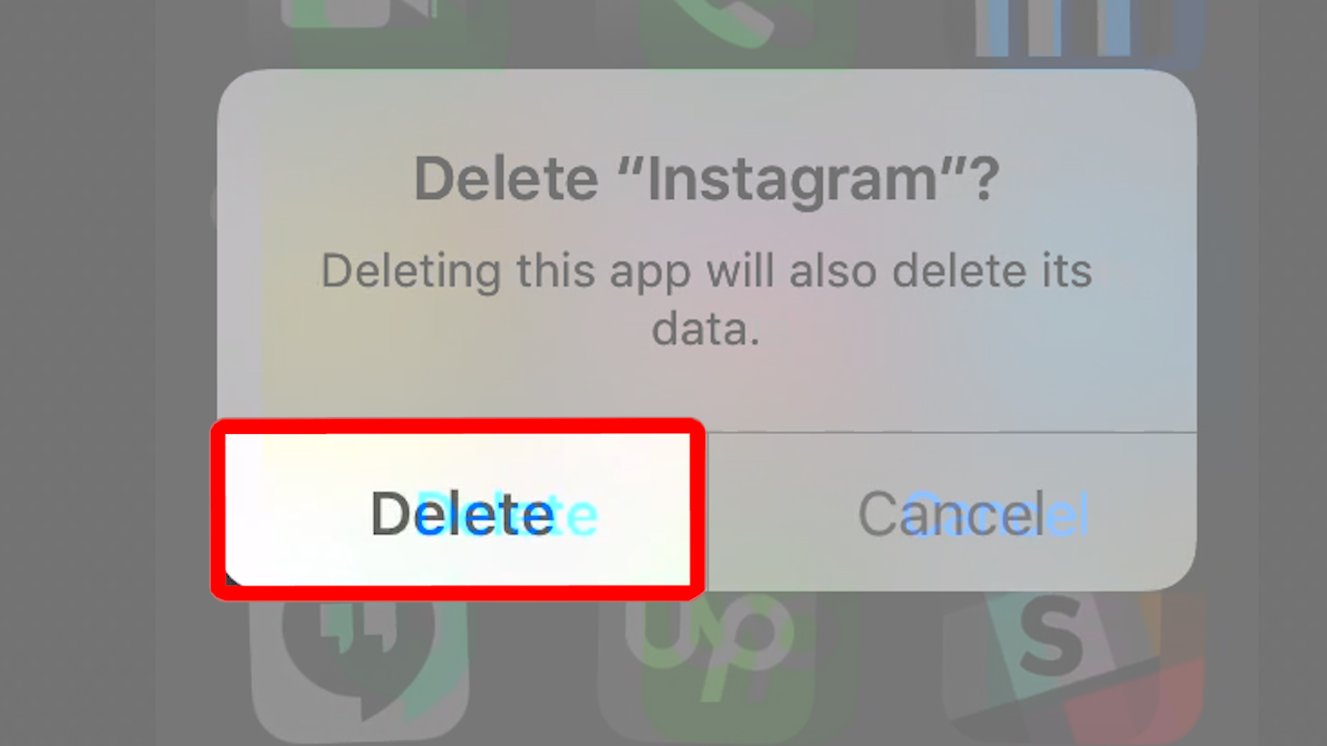 How To Delete Your Instagram Account On The Iphone