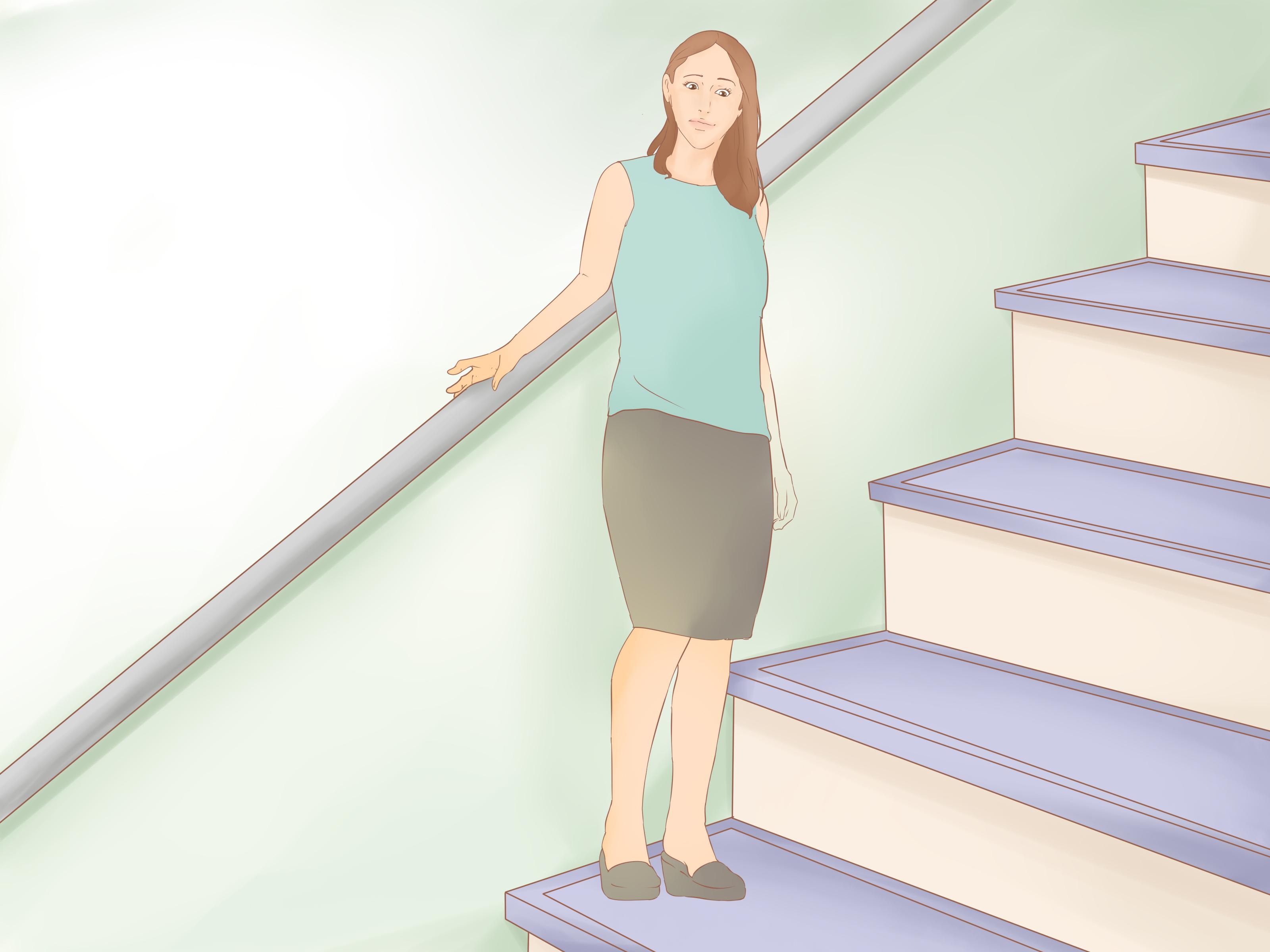Painful Walking Down Stairs Sharon Karam