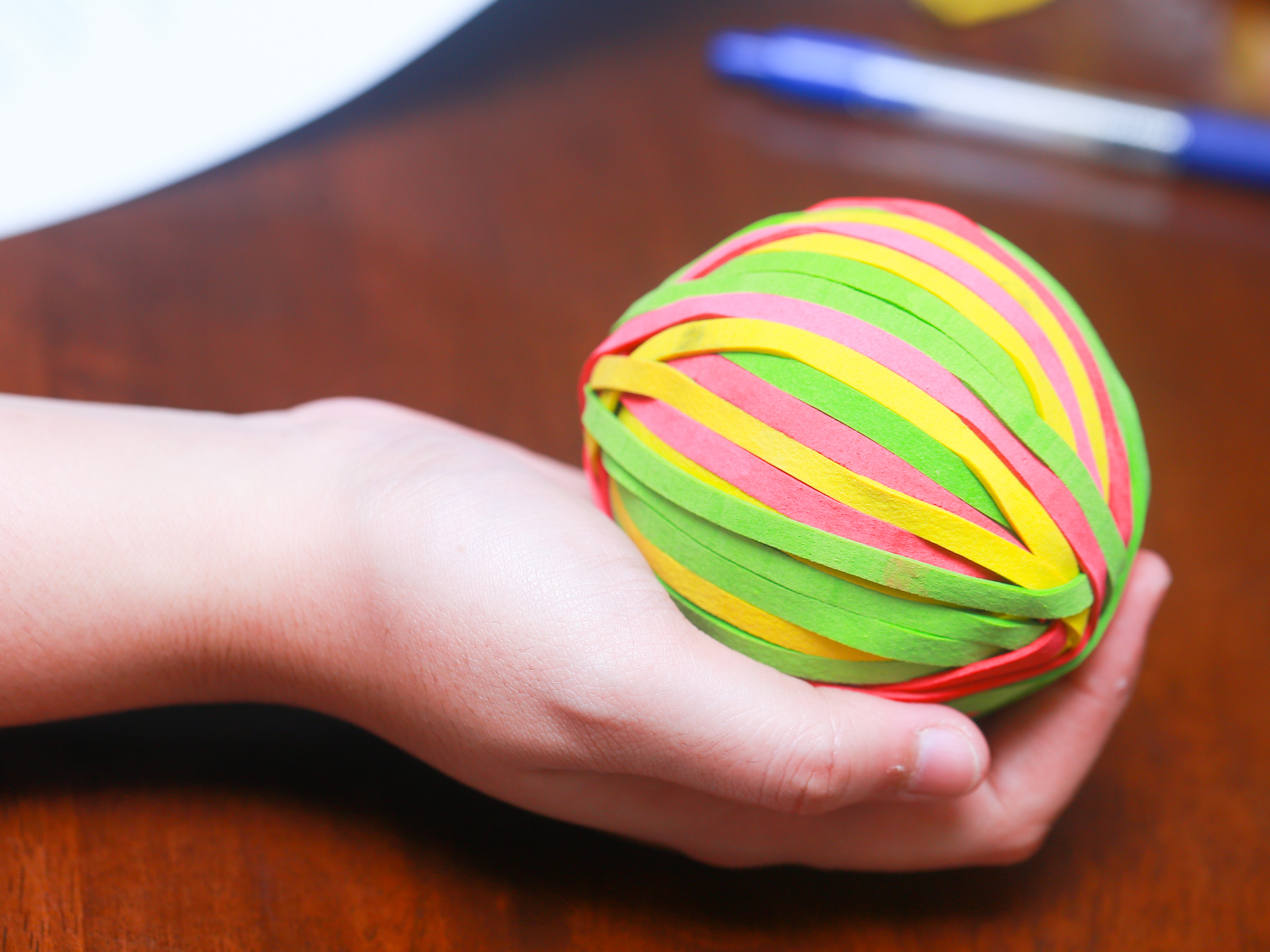 How To Make A Rubber Band Ball 8 Steps With Pictures