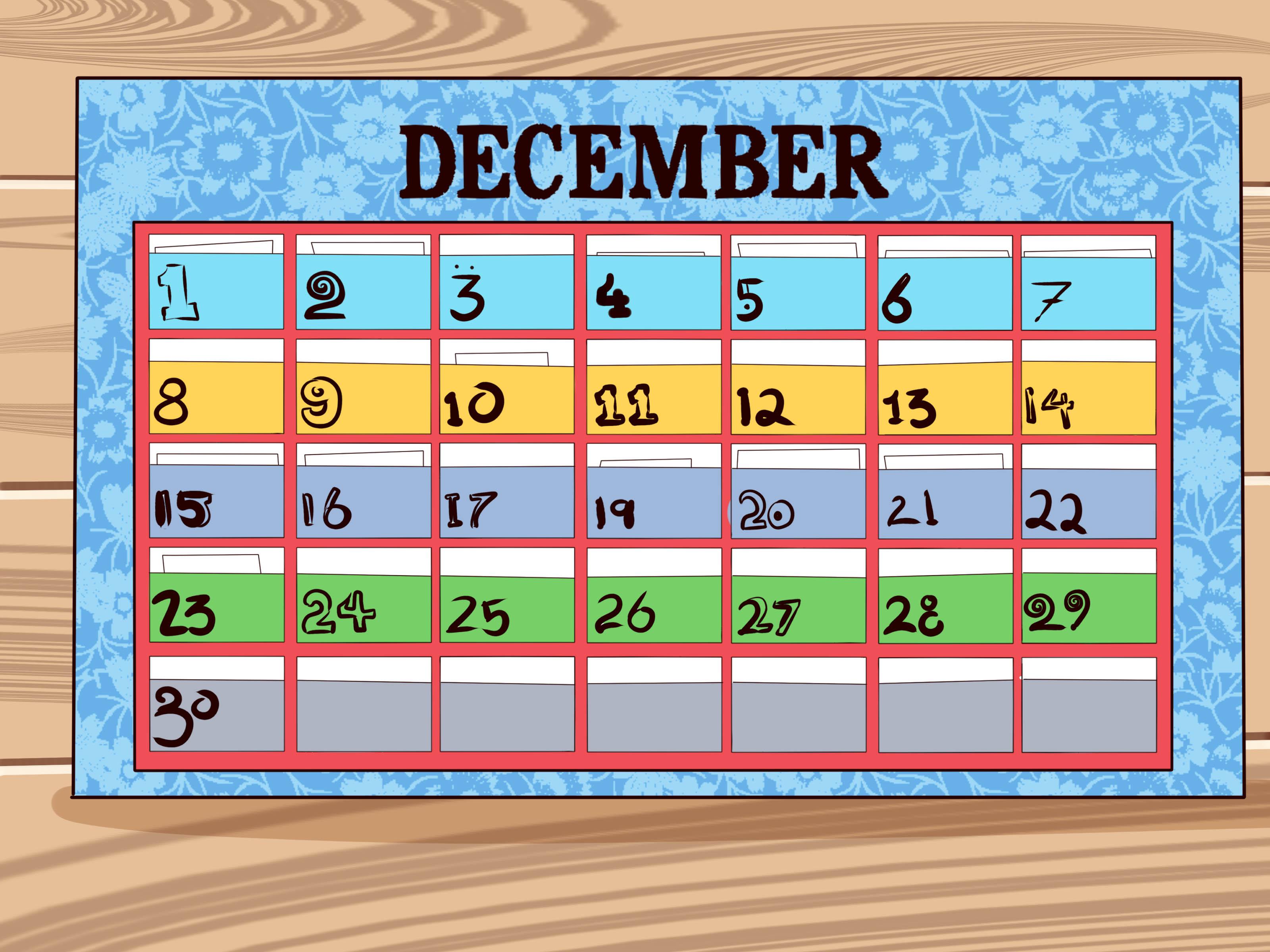 Create A New Calendar Calendar Help Google Support 5 Ways To Make A Calendar Wikihow