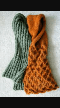 33 Knit Scarf Patterns  Cool Scarfs