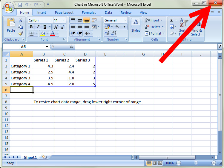 How to Construct a Graph on Microsoft Word 2007 7 Steps - making graph paper in word