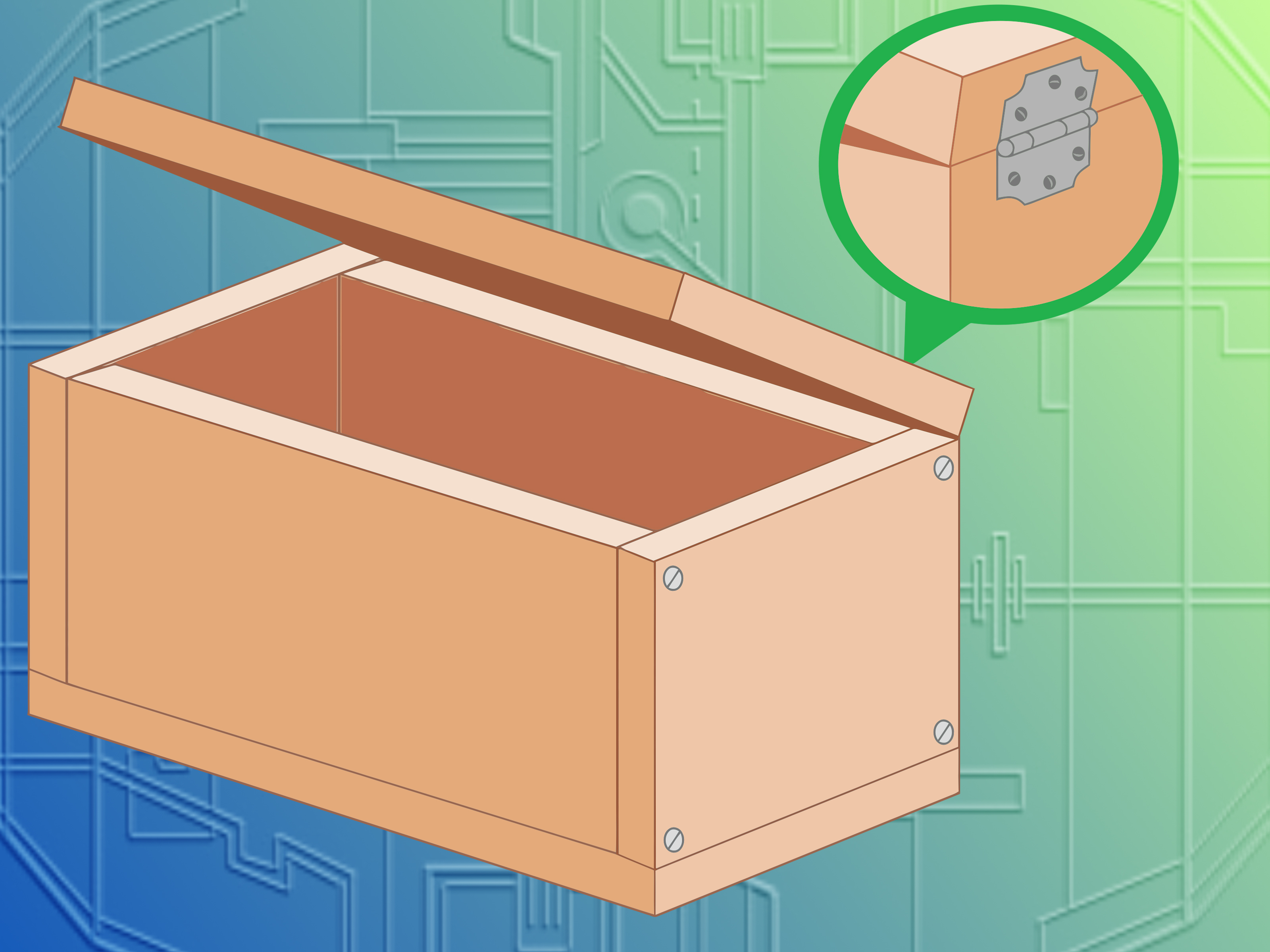How to Make a Wooden Box (with Pictures)