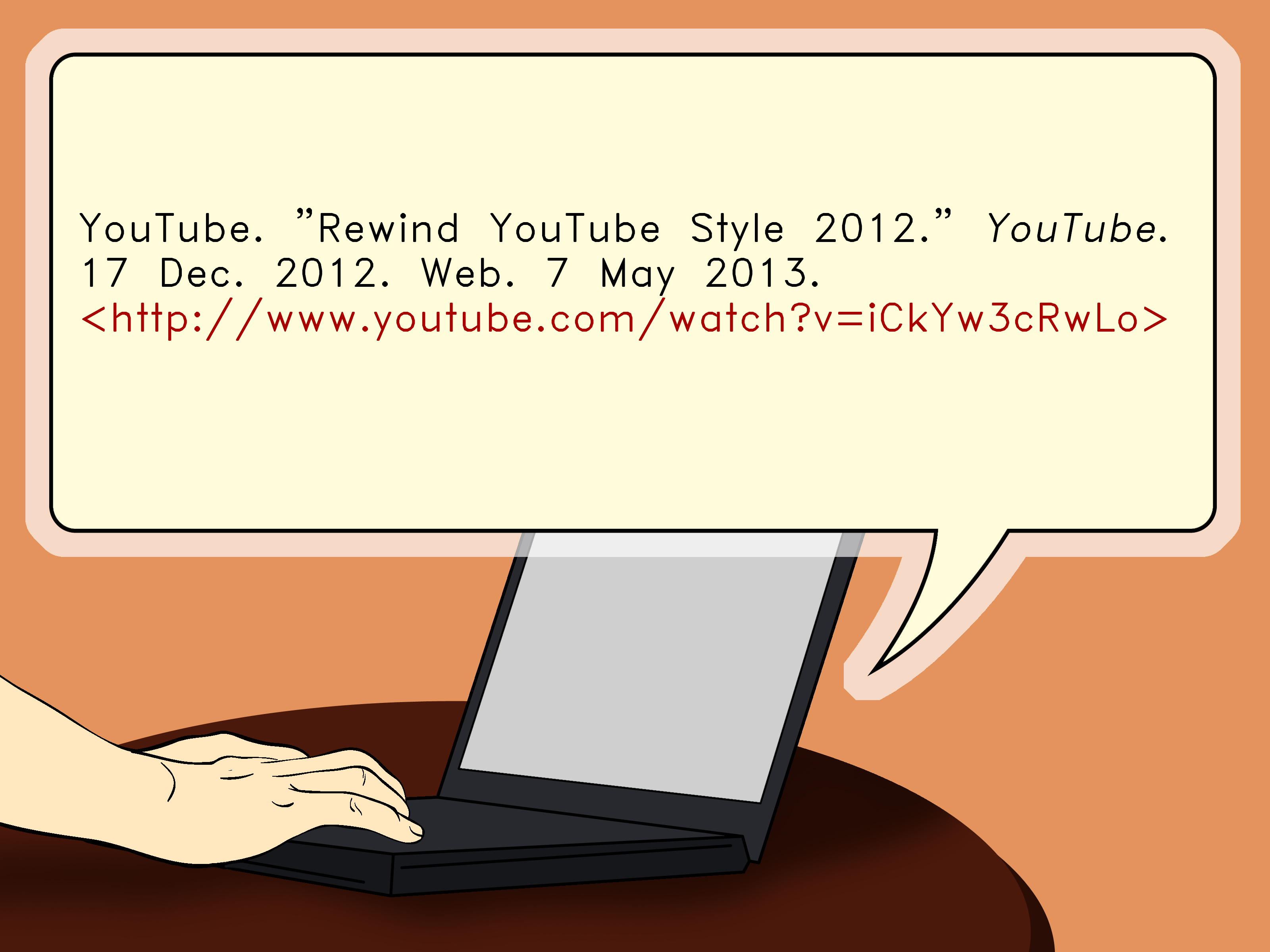4 Ways To Cite A Youtube Video In Mla Wikihow