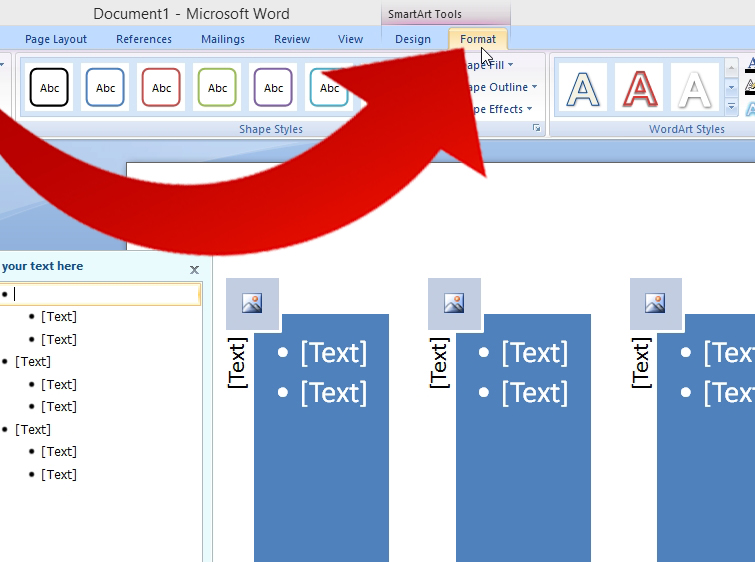 How to Create a PERT Chart Using Microsoft Office 2007 4 Steps