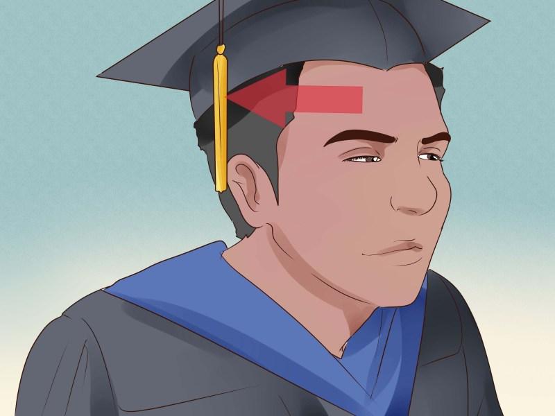 Large Of Graduation Tassel Side