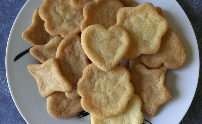 How To Make Easy Sugar Cookies 13 Steps With Pictures Wikihow