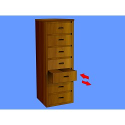 Small Crop Of Tall Chest Of Drawers