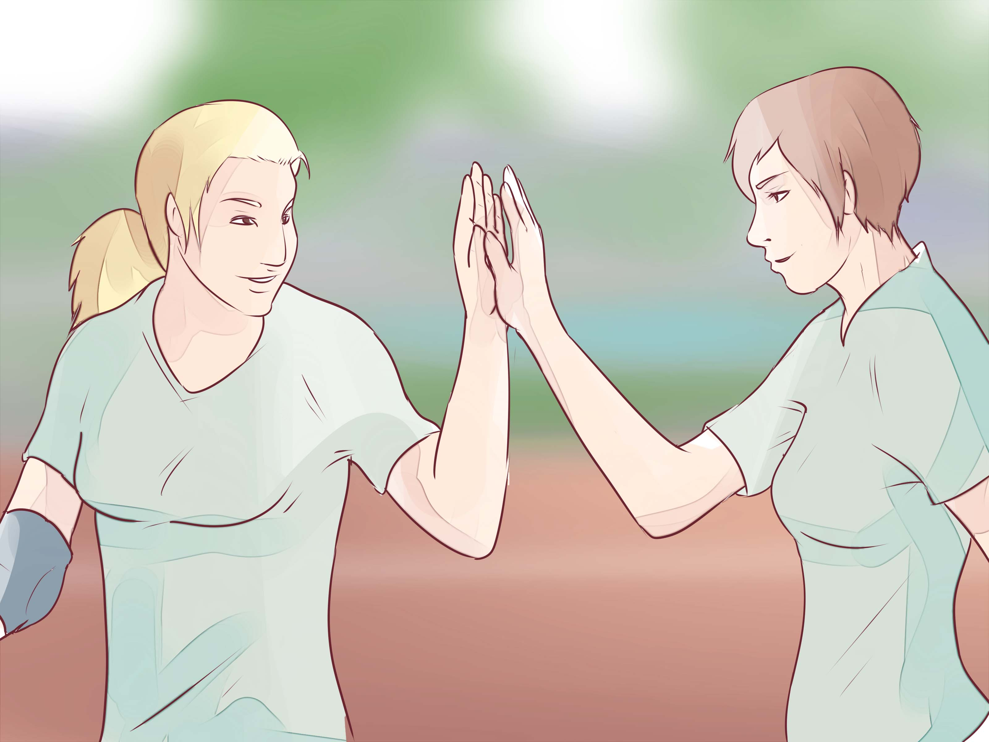 How To Be A Better Volleyball Player With Pictures Wikihow