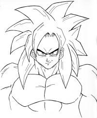 Come Disegnare Goku: 6 Passaggi (Illustrato) - wikiHow