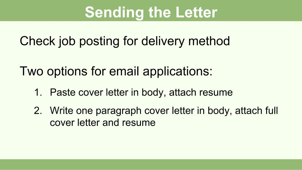 how to write a cover letter for writing submissions inspirational