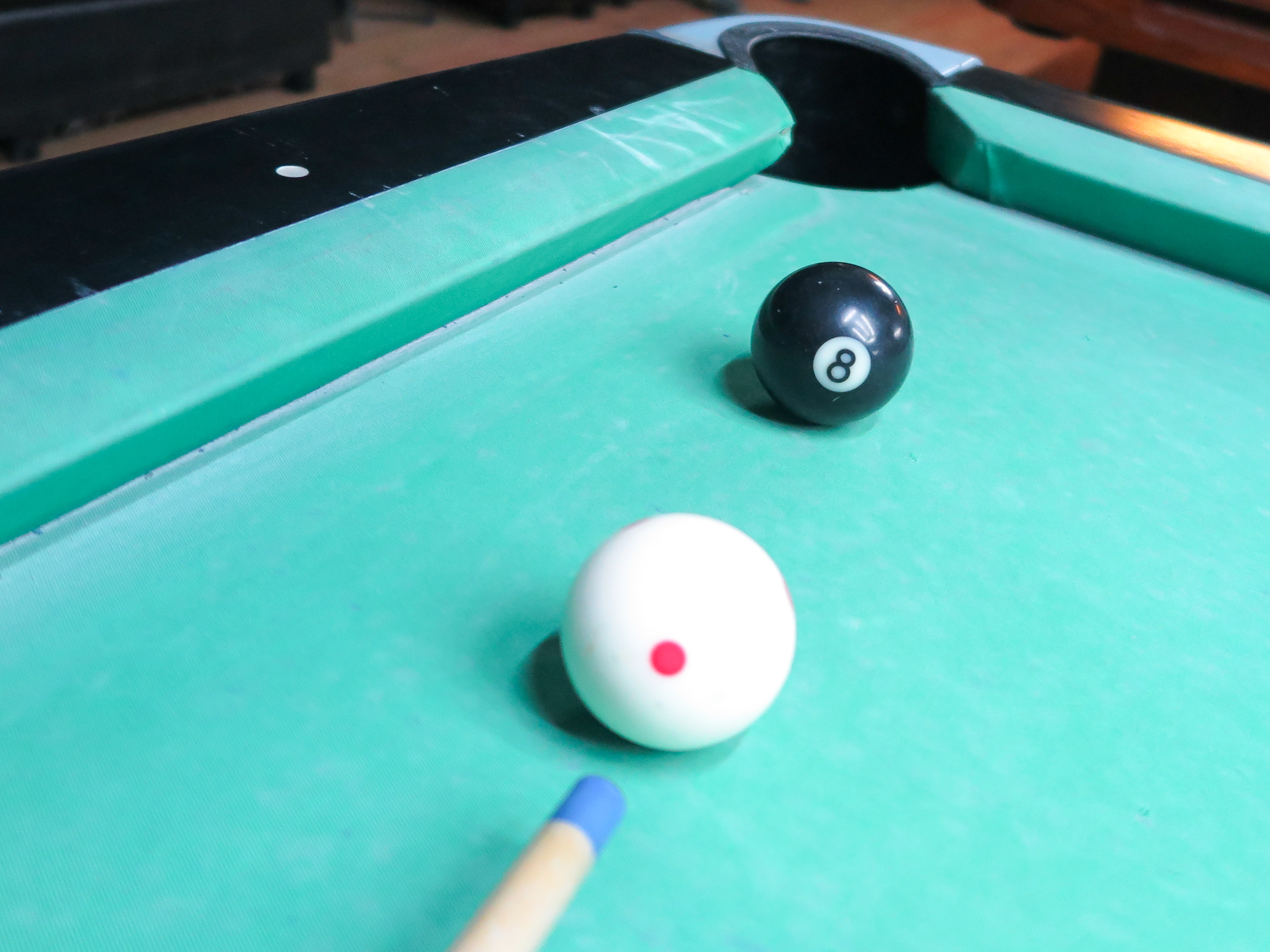 How To Sink The 8 Ball On The Break 10 Steps With Pictures