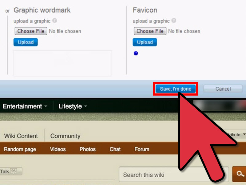 How to Customize the Theme on a Wikia Wiki 12 Steps