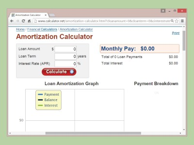 How to Calculate Amortization: 9 Steps (with Pictures) - wikiHow