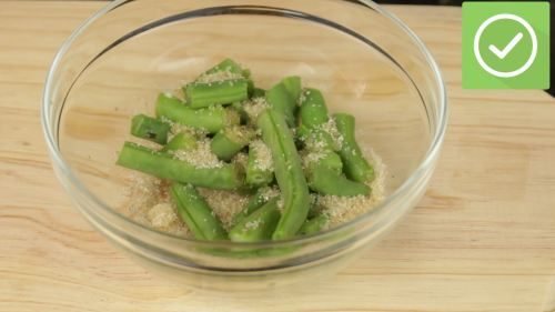 Medium Of Microwave Green Beans