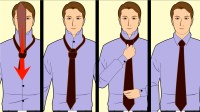 How to Tie a Windsor Knot (with Pictures) - wikiHow