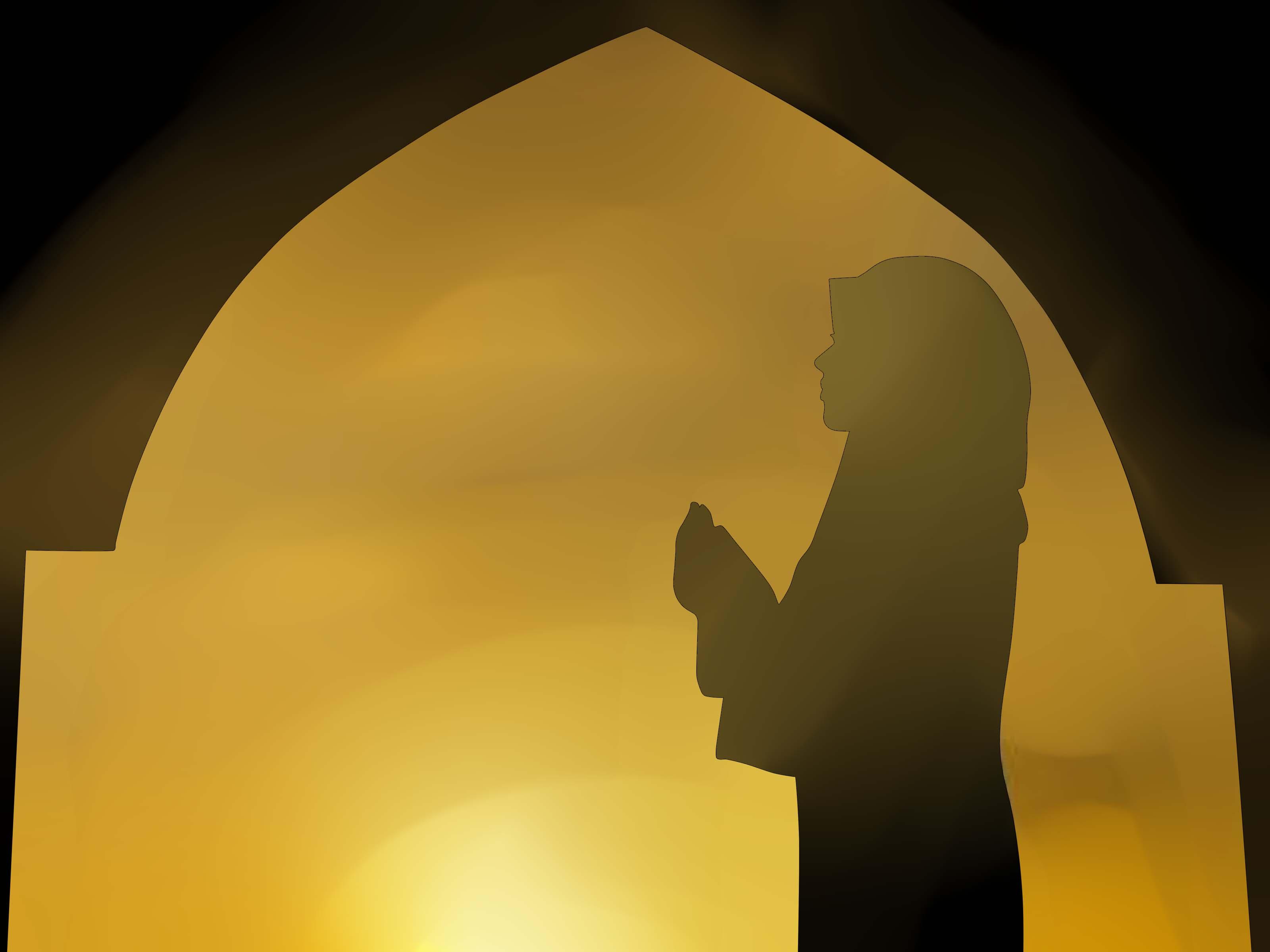 Muslim Girl Namaz Wallpaper Das Tahajjud Gebet Verrichten Wikihow