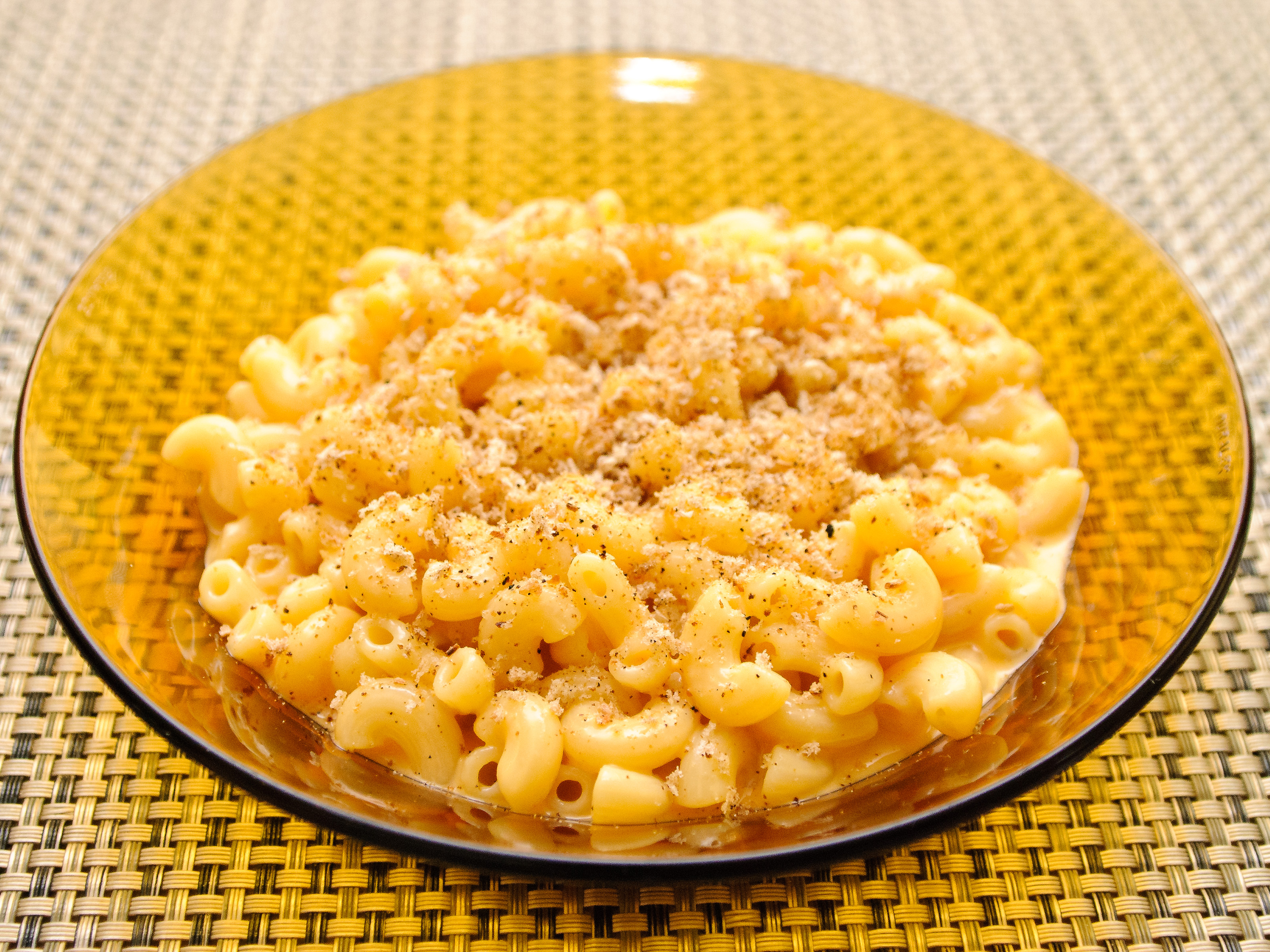 Black And Mustard Wallpaper How To Make Pepper Jack Mac And Cheese 5 Steps With