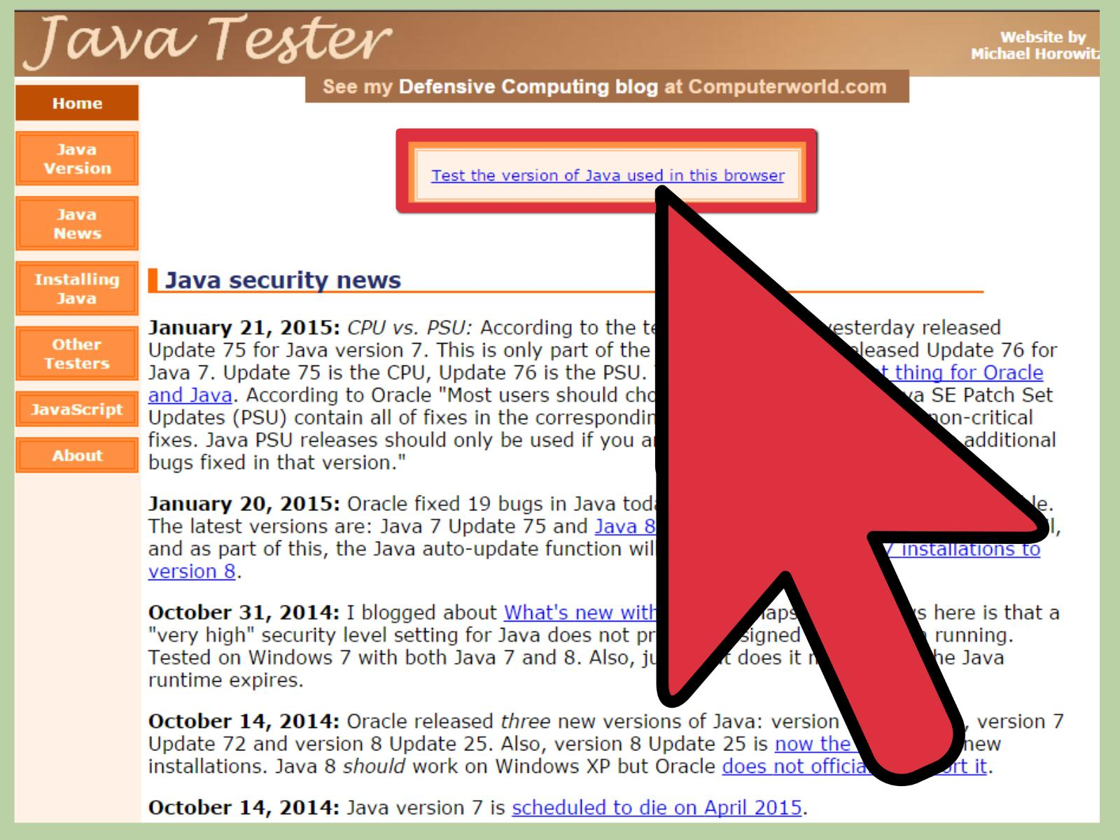 How To Enable Javascript In Ie Windows 10 Download Enable Java In Ie  Browser Windows