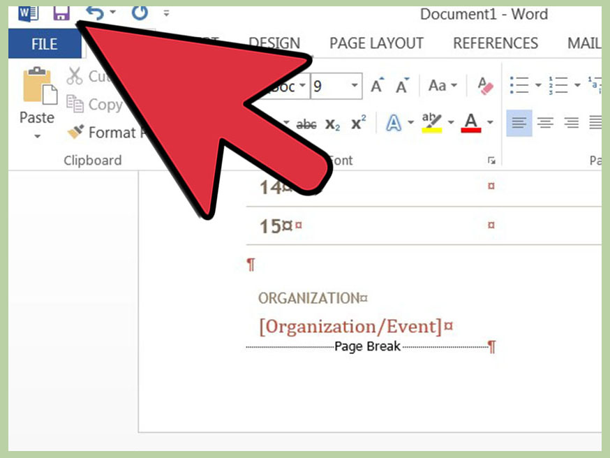 4 Easy Ways to Add Templates in Microsoft Word - wikiHow - templates in word