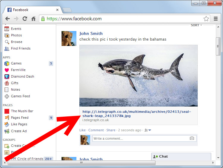 How to Have a Cool Facebook Profile 9 Steps (with Pictures)