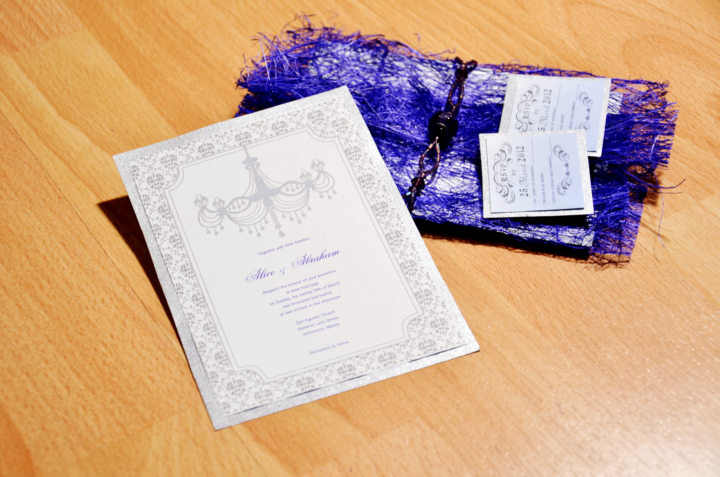 Make Cheap Homemade Wedding Invitations making wedding invitations