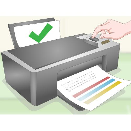 Medium Crop Of Epson Printer Printing Blank Pages