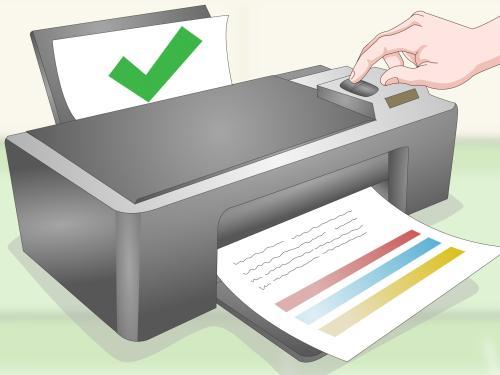 Medium Of Epson Printer Printing Blank Pages