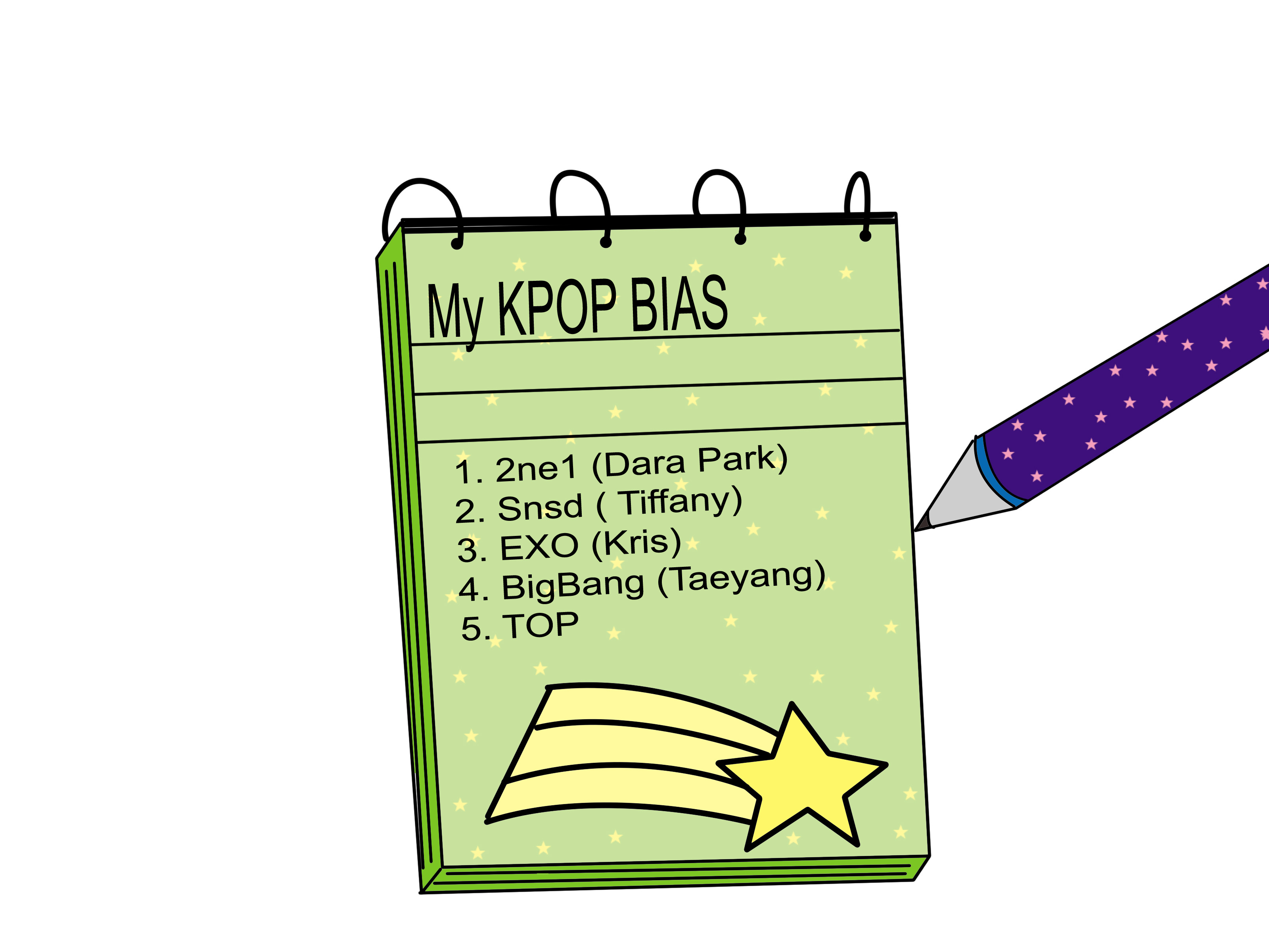 how to find your bias in a group kpop 5 steps with pictures