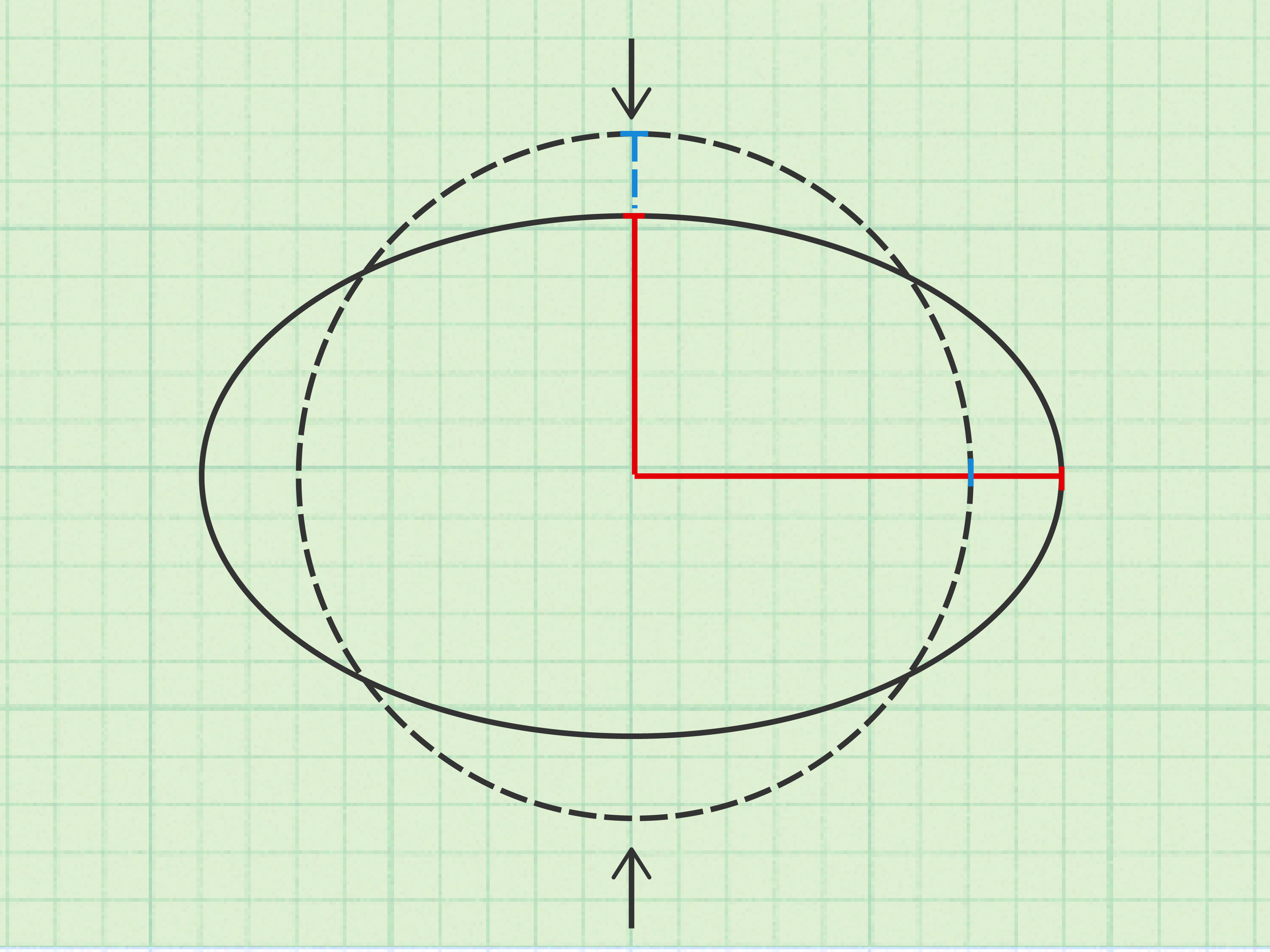 How To Calculate Radius Of A Circle Radius Of A Circle With 2 Points  Calculator