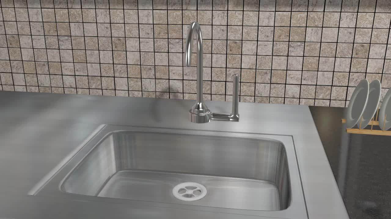 Unclog a Kitchen Sink clogged kitchen sink