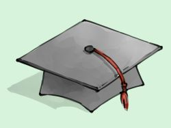 Imposing How To Draw A Graduation Steps Wikihow Graduation Ceremony Tassel Side Graduation Tassel Side Faculty