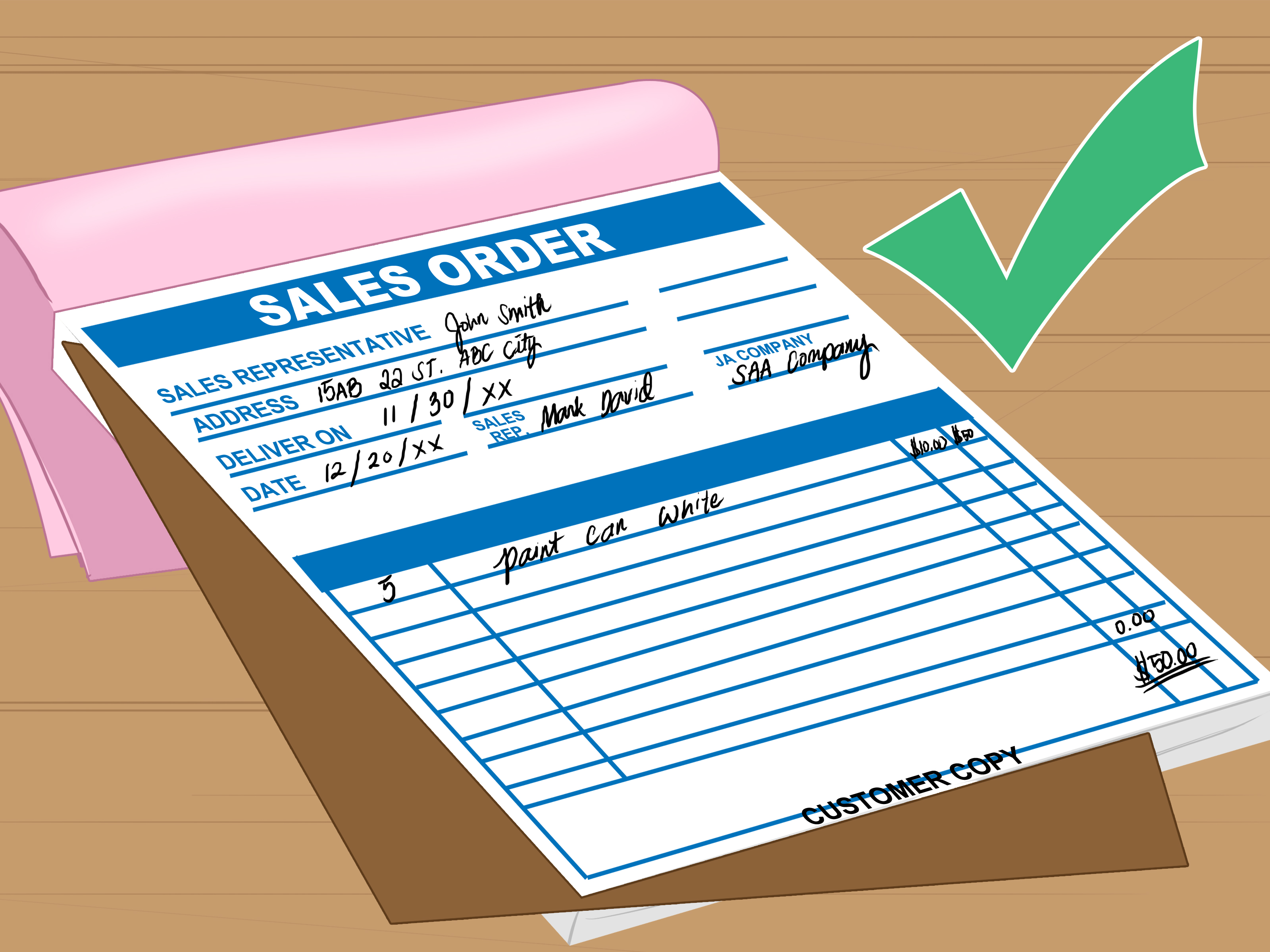 how to fill out a bill of sale