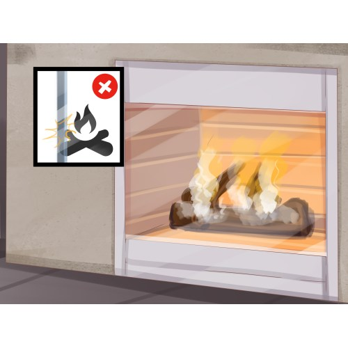 Medium Crop Of How To Clean Fireplace Glass
