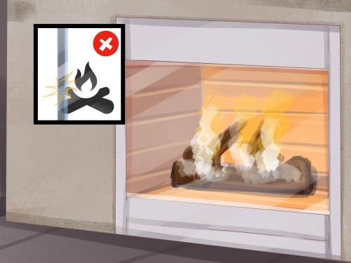 Medium Of How To Clean Fireplace Glass