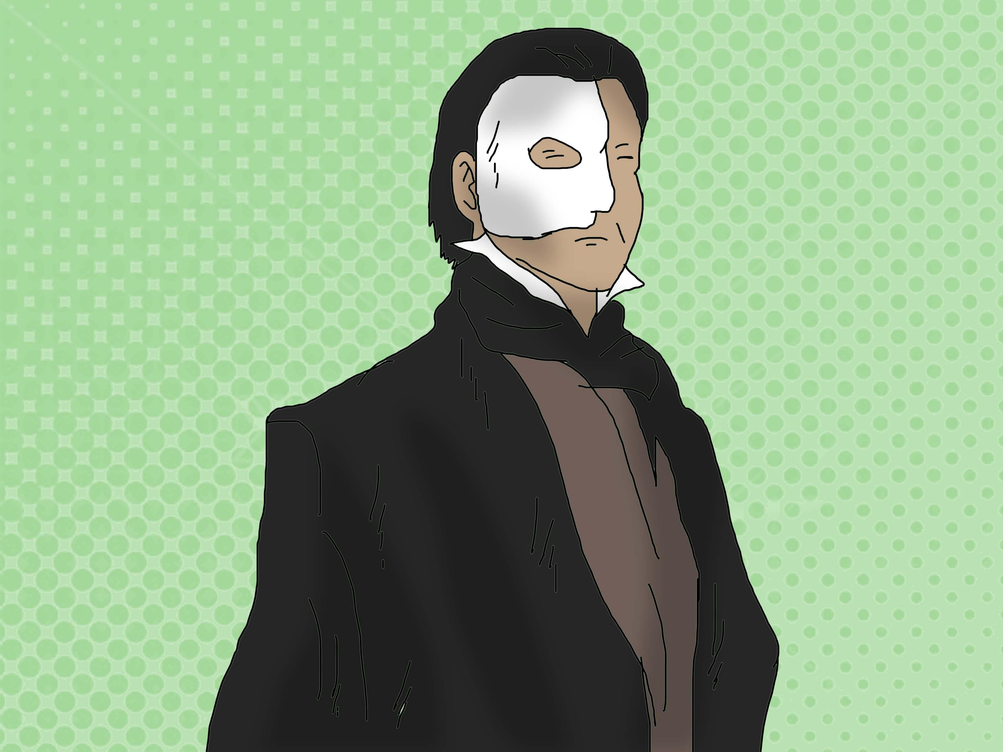 phantom of the opera characters